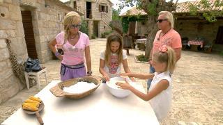 Die Geissens - Gourmettour in Kroatien