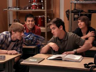 Big Time Rush - Big Time - School of Rocque
