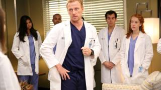 Grey's Anatomy - Staffel 12 Episode 4: Silberflut