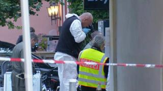 BRISANT - Offenbar IS-Anschlag in Ansbach
