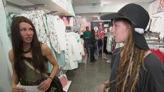 Shopping Queen - Gruppe Bielefeld: Tag 3 / Jessica