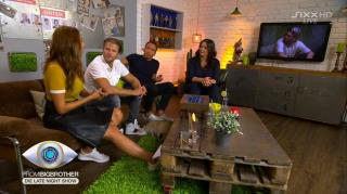 Promi Big Brother - Die Late Night Show - Staffel 3 Episode 5: Promi BB Late Night Show 2016: Folge 5