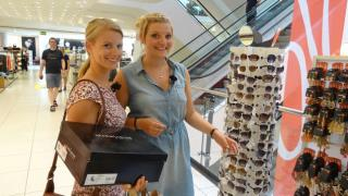 Shopping Queen - Gruppe Leipzig: Tag 1 / Theresa