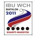 Biathlon-WM 2011